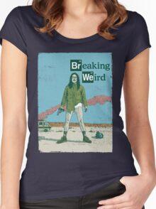 Breaking Weird Al Women's Fitted Scoop T-Shirt