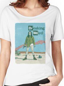 Breaking Weird Al Women's Relaxed Fit T-Shirt