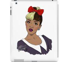 Melanie iPad Case/Skin
