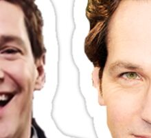 Paul Rudd Face Sticker