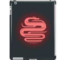 Dystopic Sci-fi Dragon iPad Case/Skin