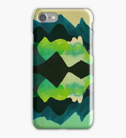 Mountain Reflections iPhone Case/Skin