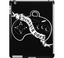 Genesis Does iPad Case/Skin