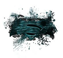 Batman VS Superman Logo by MasterXemnas1
