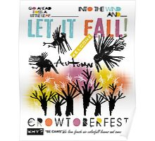 crowroberfest Poster