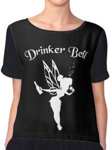 DrinkerBell Light Chiffon Top