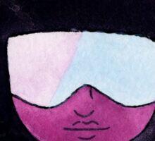 Garnet (Watercolor) Sticker