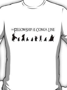 Fellowship of the Conga Line T-Shirt