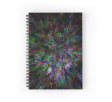 Digital World Spiral Notebook