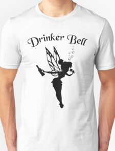 DrinkerBell Dark Unisex T-Shirt