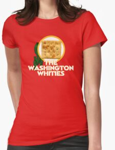 The Washington Whities Womens Fitted T-Shirt