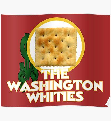 The Washington Whities Poster
