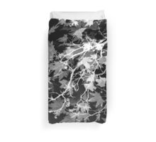 Electric Shadows Duvet Cover