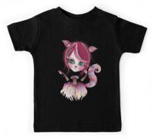Cheshire Kitty Kids Tee