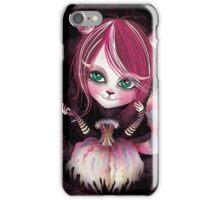 Cheshire Kitty iPhone Case/Skin