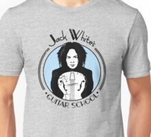 Jack White's Guitar School Unisex T-Shirt