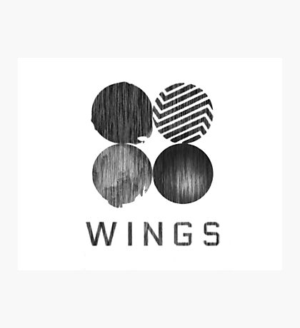 Wings Photographic Print