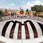 Jai Prakash - Jantar Mantar - Jaipur - India by TonyCrehan