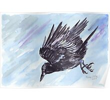 As the Crow flies Poster