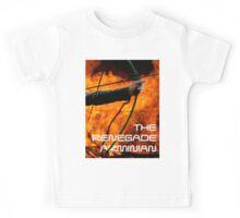 Fire & Arrows 001 Kids Tee