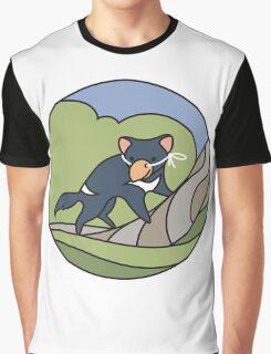 LinuxConf: TUZ! Graphic T-Shirt
