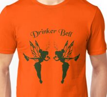 2 DrinkerBell Green Unisex T-Shirt