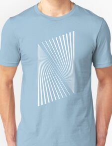 Abstract Lines Unisex T-Shirt