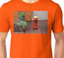 Quebec Urban Still Life Unisex T-Shirt