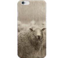 Six Sheep - or maybe more iPhone Case/Skin
