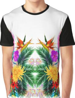 Wildlings of the Exotic Graphic T-Shirt