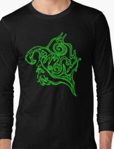 Psychedelic musketeer  Long Sleeve T-Shirt