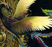 The Firebird by carbatine