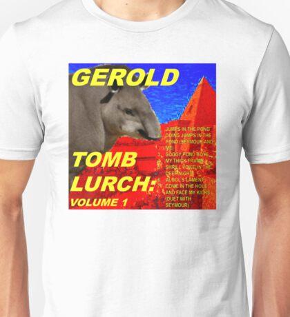 Gerold New Little Hit Songs Album Revealed Unisex T-Shirt