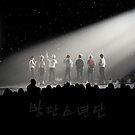 Bangtan Sonyeondan (BTS) Phone Case by ReadingFever