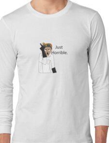 Just Horrible Long Sleeve T-Shirt