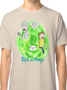 Crappy T-Shirt Classic T-Shirt
