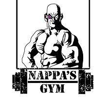 Nappa's Gym by Gabriel Gutierrez