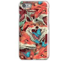 Foxes-Picnic-Cargo iPhone Case/Skin