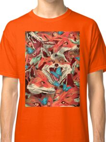 Foxes-Picnic-Cargo Classic T-Shirt