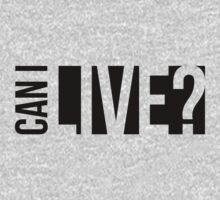 Can I Live - Jay-Z (B) Kids Tee