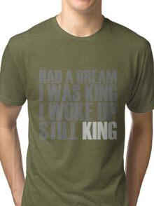 Still King - Eminem Tri-blend T-Shirt