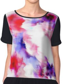 Watercolor Dreams Chiffon Top