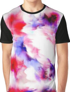 Watercolor Dreams Graphic T-Shirt