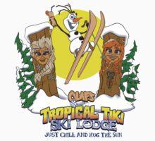 The Icy Tiki Ski Kids Clothes