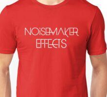 Noisemaker Effects Unisex T-Shirt