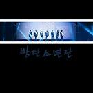 BTS Phone Case (방탄소년단) by ReadingFever