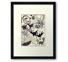 Life Is Wild  Framed Print