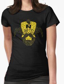Cortex Calavera Womens Fitted T-Shirt