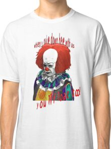 Pennywise the Clown Classic T-Shirt