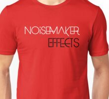 Noisemaker Effects - Two Tone Unisex T-Shirt